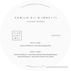 Camilo Gil & [one+1] - Yanno Manni Ep